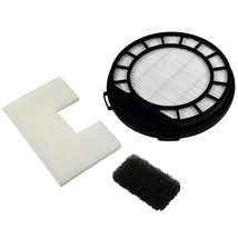 Hqrp Pre-Motor & Hepa Filter For Vax Power Vx C87-PVX-P C87-VC-B V2000C C86-VC-B - $15.07