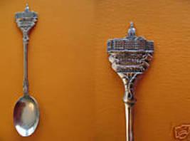 Edmonton Alberta Parliament Buildings Souvenir Spoon - $6.99