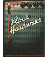 ORIGINAL Vintage 1985 Rock Hardware Book by Tony Bacon - $19.79