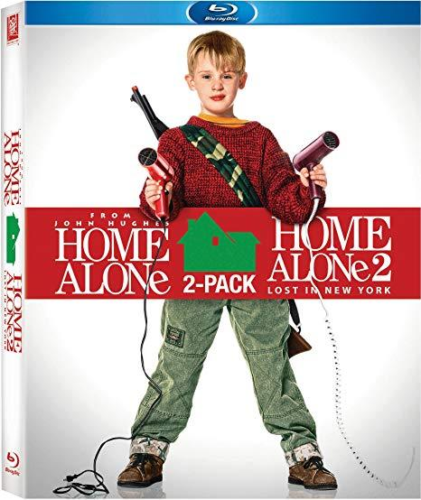 Home Alone Collection: (Home Alone / Home Alone 2: Lost In New York) [Blu-ray]