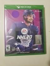 Nhl 20 (Xbox One, 2019) Hockey. Brand NEW/SEALED. Free Shipping - $12.46