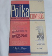 Polka Combos for Small Dance Bands B Flat Book Chas H Hansen - $28.01