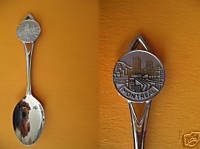 MONTREAL QUEBEC Collector Souvenir Spoon