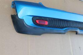 07-10 Bmw R56 Mini Cooper S Turbo JCW  Bumper Cover w/ Fog Lights LASER BLUE image 7