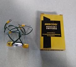 Vintage Mercoid Mercury Switch #9-69SC - $49.59