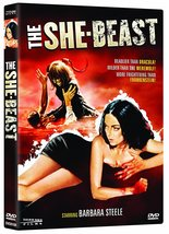 The She Beast (DVD, 1966)