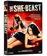 The She Beast (DVD, 1966) - $7.95