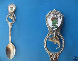 KAMLOOPS BC FISH CHARM Collector Souvenir Spoon - $5.99