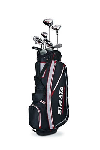 Callaway Men's Strata Complete Golf Set 12-Piece, Right Hand