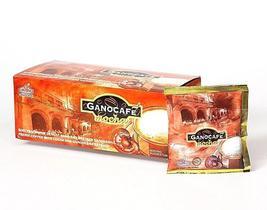 GANO EXCEL GANOCAFE MOCHA COFFEE WITH GANODERMA 15 Sachets * 28g - $29.99