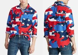 Polo Ralph Lauren Men's Americana Classic-Fit Oxford Shirt, Size XS,  MS... - $35.52