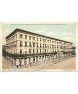Hotel St Louis New Orleans Louisiana Vintage Post Card - $5.00