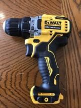 """New Dewalt Xtreme DCD701B 12V Max 3/8"""" Brushless 2 Speed Drill Driver Li... - $69.29"""