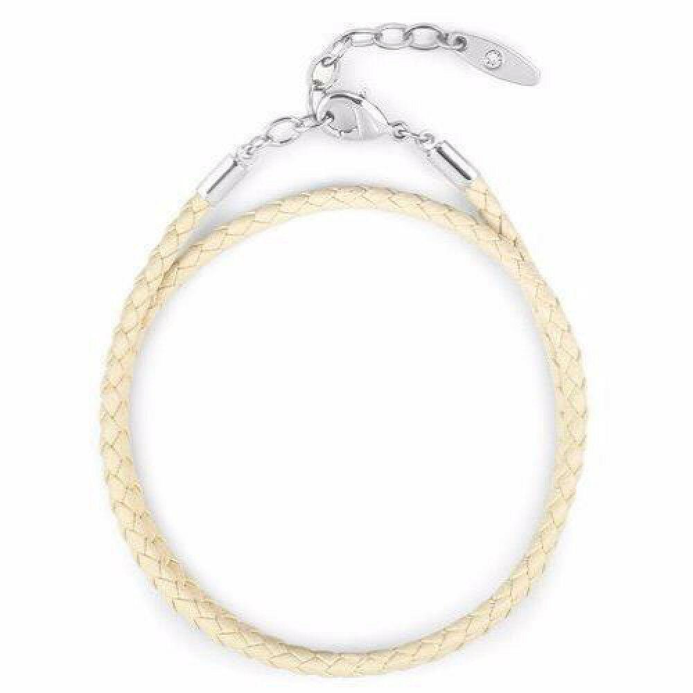 Swarovski Leather Bracelets Charm BeCharmed Crystal Jewelry Making NEW * U Pick image 15