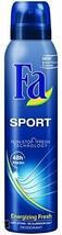 Fa Deodorant Spray Mens Sport, 6.75 oz - $11.20