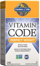 Garden of Life Multivitamin for Weight Management - Vitamin Code Perfect Weight  - $68.30