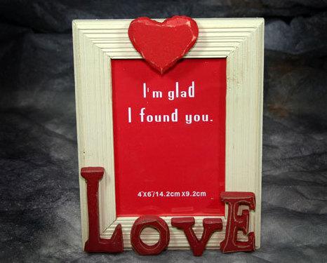 Frame love 4x6