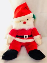 "2000 TY Beanie Baby Buddy 15"" Santa Claus Christmas SUPER SOFT PLUSH Lov... - $16.79"