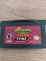 Nintendo Game Boy Advance GBA Nickelodeon The Wild Thornberrys: Chimp Chase image 2