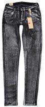 NEW NWT LEVI'S 535 JUNIOR'S PREMIUM CLASSIC SKINNY JEAN LEGGINGS BLACK 190050033 image 4