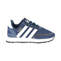 Adidas N-5923 C Little Kids' Shoes Collegiate Navy-Footwear White AC8546 - £28.26 GBP