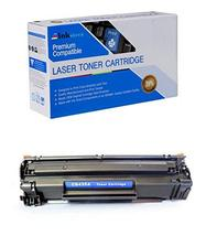 Inksters Compatible Black Toner Cartridge Replacement for HP 35A (CB435A... - $18.59