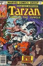 (CB-9) 1979 Marvel Comic Book: Tarzan, Lord of the Jungle #27 - $7.00