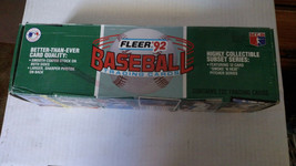 1992 Fleer Complete Baseball Tading Cards Set - MLB - $18.00