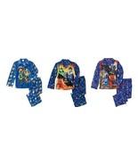 Lego DC Super Heroes 2 Pc  Longsleeve Pajamas  Size -4-5, 6-7,8  NWT - $15.99