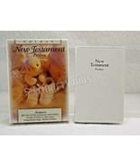 Holman Baby's KJV King James Version New Testament with Psalms & Box Whi... - $9.89
