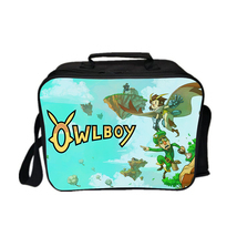 Owlboy Lunch Box August Series Lunch Bag Pattern A - $404,73 MXN
