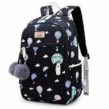 Women Backpack Travel Anti Theft Design Large Capacity Teenage Girl School Bags image 6