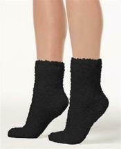 HUE Womens SUPER SOFT COZY SOCKS Black One Size $10 - NWT - $7.59