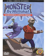 ***NEW Monster By Mistake - Sasquashed & Campsite Creeper (DVD,2004) *DI... - $3.81