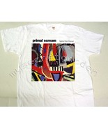 PRIMAL SCREAM higher than the sun T shirt ( S - XL ) - $22.00