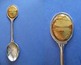 LAKE WINDERMERE England Souvenir Collector Spoon GREAT BRITAIN UNITED KI... - $6.95