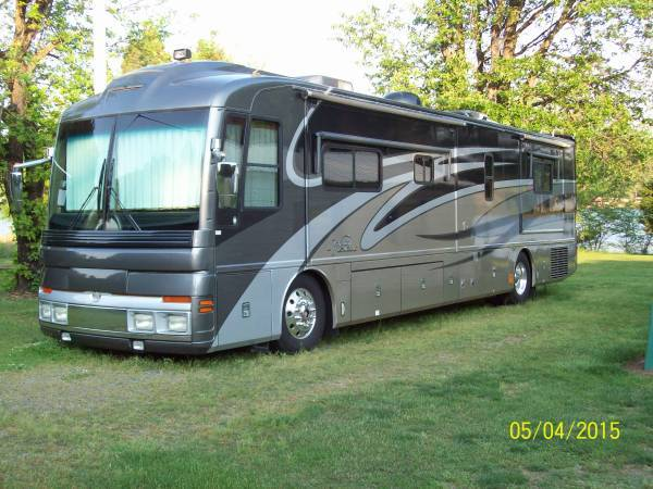 2003 American Eagle Custom Motor Home For Sale in Mooresville, NC
