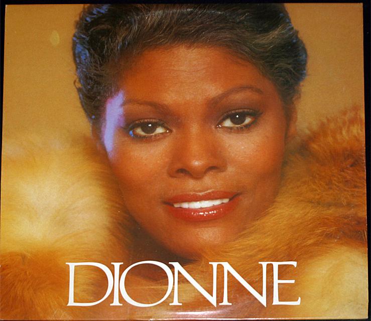 Dionne warwick  dionne   cover