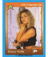 Stacy Lynn Hollis 1993 Hooters Calendar Girl Ca... - $2.00