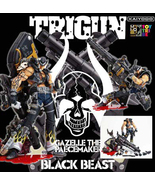 Trigun: Gazelle The Peacemaker Variant Action Figure Brand NEW! - $79.99