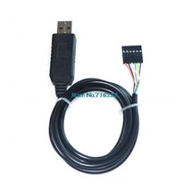 5PCS 6pin FTDI FT232RL USB to Serial adapter module TTL RS232 cables - $24.62