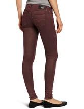 NEW NWT LEVI'S 535 PREMIUM CLASSIC WOMEN'S SKINNY JEAN LEGGINGS PURPLE 069200027 image 2
