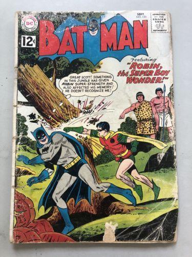 Batman (1940) #150 Low Grade