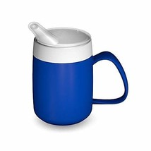 Drinking Aid Mobility Disability Elderly Parkinsons Non Spill Mug Cup Beaker - $11.99
