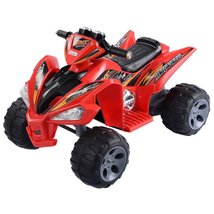 Red Kids Ride On 12V Quad 4 Wheel Power Electri... - $310.75
