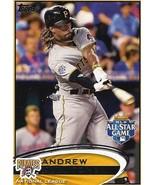 Pirates Baseball Cards 2012- Hanrahan, McCutchen, and Resop - $2.50