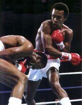 Sugar Ray Leonard Tommy Hearns 61 Vintage 8X10 Color Boxing Memorabilia ... - $6.99