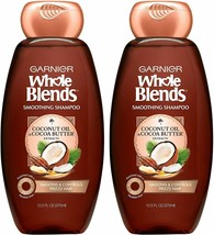 2 Pack Smoothing Shampoo With Coconut Oil & Cocoa Butter EXTRACTS12.5FL Oz - $19.80
