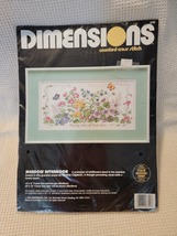Dimensions Counted Cross Stitch - Meadow Afternoon - $12.00