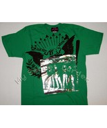 RAMONES rocket to russia foil print official T shirt Men SMALL - $21.99